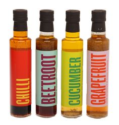 Jme Oils and dressings, new at Thomas Dux from Jamie Oliver