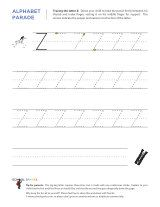 worksheets / Kindergarten worksheets - Tracing letters - Z Letter Tracing Worksheets, Alphabet Tracing, Handwriting Worksheets, Pre Writing Practice, Learning To Write, Kids Learning, Writing Papers, Free Kindergarten Worksheets, Arrows