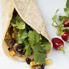 Chipotle Taco or Burrito Filling