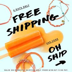 FREE SHIPPING!! Happy Labor Day Weekend! Come celebrate the holiday in style and let us take care of the shipping all weekend long! Visit PuraVidaBracelets.com or click the link in our bio to shop now! @puravidabracelets #freeshipping #puravidabracelets