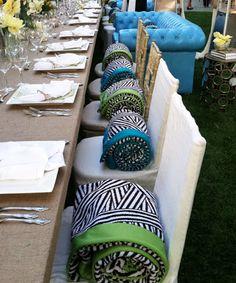 what fun favors for a beach wedding