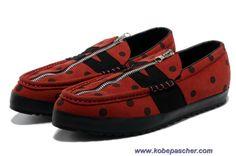 Adidas X Jeremy Scott JS Slim Chaussures Rouge Sortie