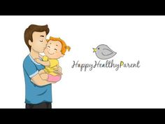 EZ-Clean Silicone Bibs from Happy Healthy Parent - YouTube