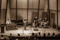 Peter Stoltzman - keys, Curtis Madigan - guitar, Garrett Sayers - bass, Adam Deitch - drums
