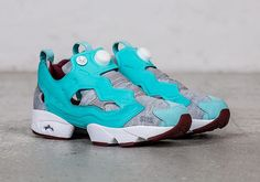 "Sneakersnstuff x Reebok Instapump Fury ""A Shoe About Something"""