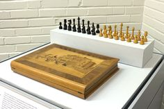Featured Chess Sets 2014 | World Chess Hall of Fame