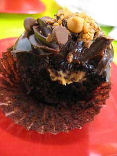 Ron Bennington's Cupcake - Cross section by kstar810, via Flickr. Mercy, oh lord mighty.
