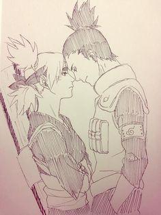 Fav couple in Naruto after Asuma & Kurenai... Shikamaru & Temari…