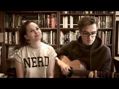 """""""Me and Mrs F"""" -- Tom Fletcher of McFly and his wife sing a little ditty together. This is absolutely precious. :)"""