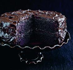 Tårtan för alla chokladälskare.