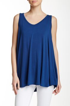 Olivia Sky - Solid Swing Tank at Nordstrom Rack. Free Shipping on orders over $100.