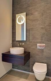 25 Modern Powder Room Design Ideas   Pinterest   Small bathroom ...