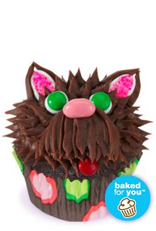 Scottie Dog Cupcake   I can do this!