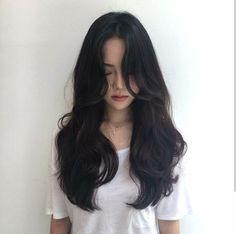 Best Hair Waves Curls Brunettes 17 Ideas is part of Black hair curls - Haircuts For Long Hair, Long Hair Cuts, Curled Hairstyles, Cool Hairstyles, Haircut Long Hair, Wedding Hairstyles, Redhead Hairstyles, Homecoming Hairstyles, Modern Hairstyles