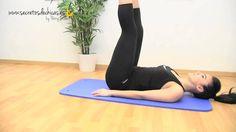 Rutina de ejercicios para la parte interna del muslo.