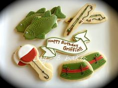 Lizy B: Fishing Cookies!?!
