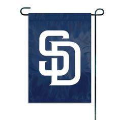 San Diego Padres Mini Garden or Window Flag (15x10.5)