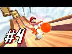 Let's Play Super Mario Galaxy 2 Part 4
