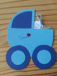Geboorte, Kinderwagen Jongen Applique Patterns, Stencils, Crafts For Kids, Kids Rugs, Baby Shower, Education, School, Diy Baby Gifts, Birth