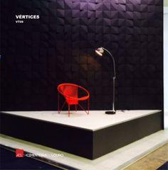 Veja como ficou!  Brasil Revestimento de betão Vértices VT09 -- Take a look!  Brazil Concrete coating Vértices VT09  #revestimento #coating #betao #concrete #design #arquitetura #architecture #architektur