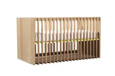 Highlight Crib from Nursery Works... It transforms into a desk! A #CanDoBaby! fave.