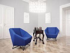 Divano in tessuto a 2 posti 3ANGLE | Divano - prostoria Ltd