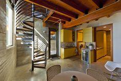 Coeur D'Alene Residence on Lake Coeur D'Alene - modern - basement - other metro - Uptic Studios