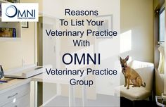 The experts at OMNI Veterinary Practice Group are dedicated to providing their clients with the best possible services to meet their needs, while building a trusting relationship. Here is why you should trust OMNI Veterinary Practice Group when listing Veterinary practices for sale.