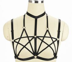 Pentagram Body Harness //Price: $21.99 & FREE Shipping //   #shopping #fashion #wicced #clothing