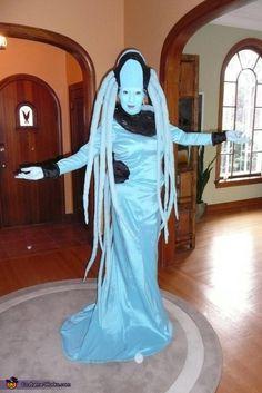 Fifth Element Diva Plavalaguna Costume - 2013 Halloween Costume Contest