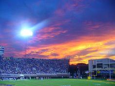 Beautiful East Carolina skies