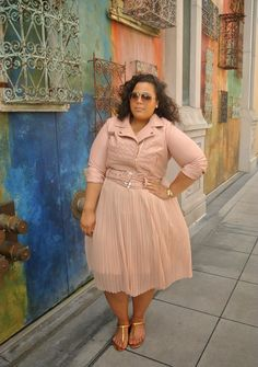 GarnerStyle | The Curvy Girl Guide: Blushing