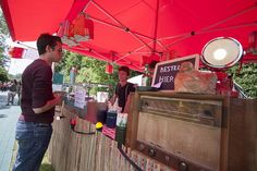 Allegaartje Catering Op Wielen Pinkpop 2015 Catering, Fair Grounds, Catering Business, Food Court