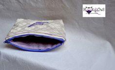 Astuccio personalizzato Zipper pouch di KookyOwlCreations su Etsy