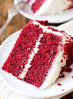 Dol op Red Velvet Cake? Probeer dan deze gezonde variant eens uit