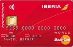 Iberia   Mastercard Classic   Corner Bank