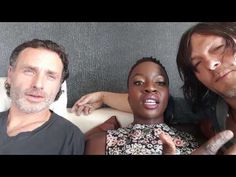 UPDATE: Danai Gurira Offers Another Amazing Prize for Charity | The Walking Dead