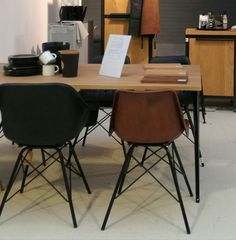 Argentina leathers co pilot chair by Elizabeth&marcel ronda Maastricht