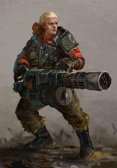 Team Fortress 2: meet the female team | PCGamesN