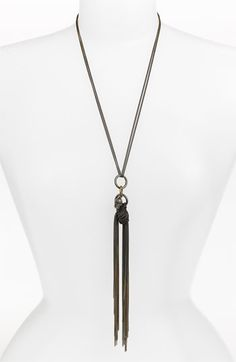 Chan Luu Knot Necklace | Nordstrom