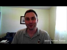 Quit Trying to Be Perfect! - Quiet Talks - Jason Homan, Pastor, Northside Baptist - YouTube