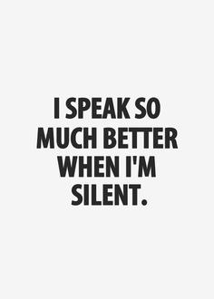 you just have to listen with your heart and mind not with your ears ...