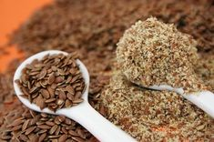 Flax Seed: The Superfood For Glowing Hair And Healthy Skin (And Other Benefits! Kefir, How To Treat Pcos, Flax Seed Recipes, Substitute For Egg, Everyday Food, Seeds, Food And Drink, Healthy Recipes, Juice Recipes