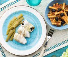Menù d'estate – Cookidoo® – la nostra piattaforma ufficiale di ricette perBimby® French Toast, Menu, Chicken, Breakfast, Recipes, Estate, Food, Menu Board Design, Morning Coffee