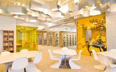 FIDM Student Lounge in San Diego