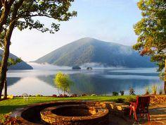 Lakeside destinations
