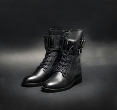Supertrash boots
