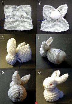 Gehaakt konijntje voor beginners:
