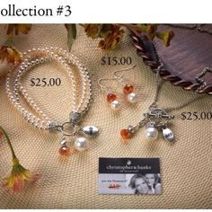 MS Jewelry Collection - You can buy at Christopher banks  Proceeds benefit the MS Society!
