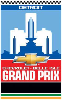DETROIT, MI - The weekend collectively is referred to as the Chevrolet Detroit Belle Isle Grand Prix and it will feature the Chevrolet Indy Dual in Detroit presented by Quicken Loans IndyCar doubleheader.